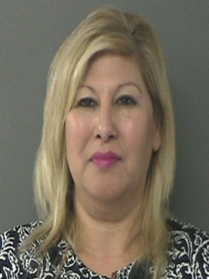 Delma Flores Smith (booking photo) Photo: Waller County Sheriff's Office