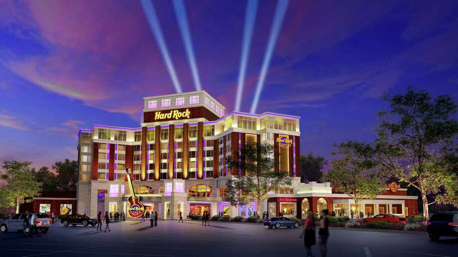 Handout photo of the proposed Hard Rock Hotel and Casino in Rensselaer, N.Y. Photo: Cindy Schultz / 00027431A