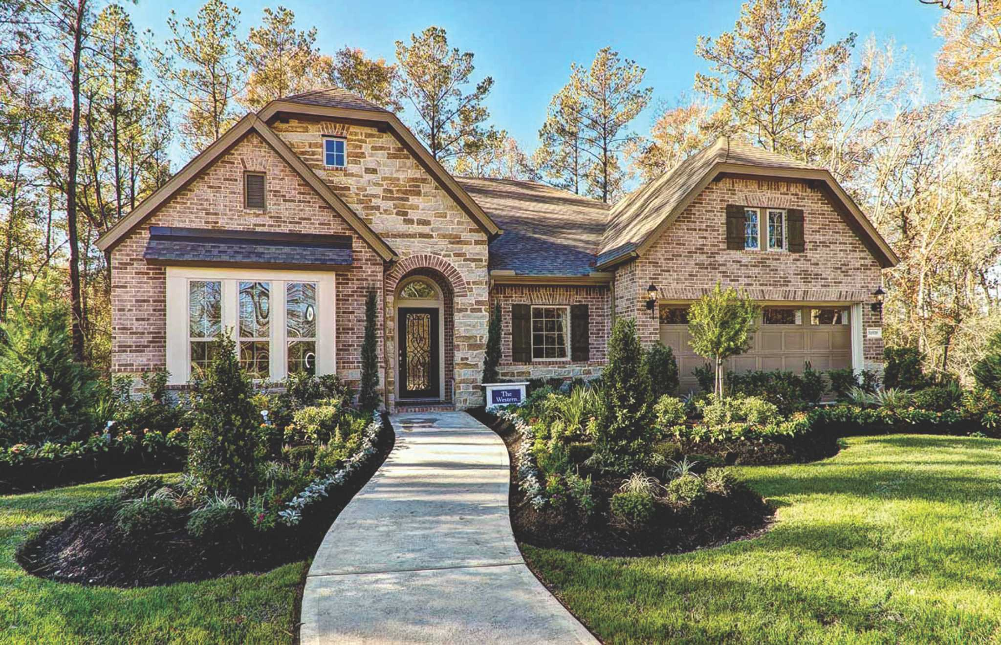 David Weekley Homes Active In 4 Sections Houston Chronicle