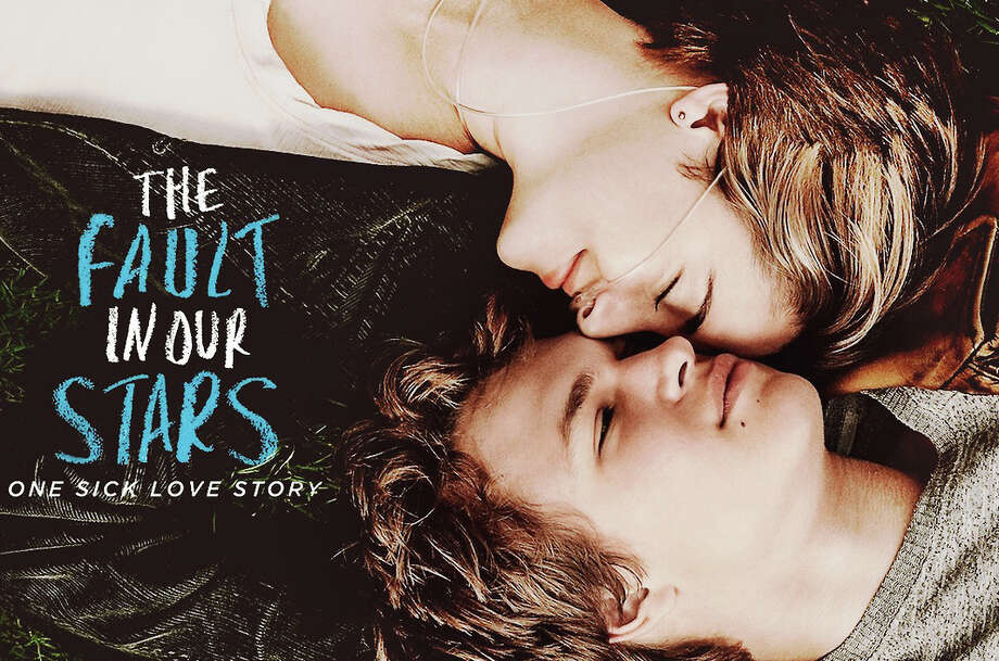 """The Fault In Our Stars"" is the new movie adaptation of the best-selling young adult novel by John Green. Photo: Contributed Photo / Westport News"
