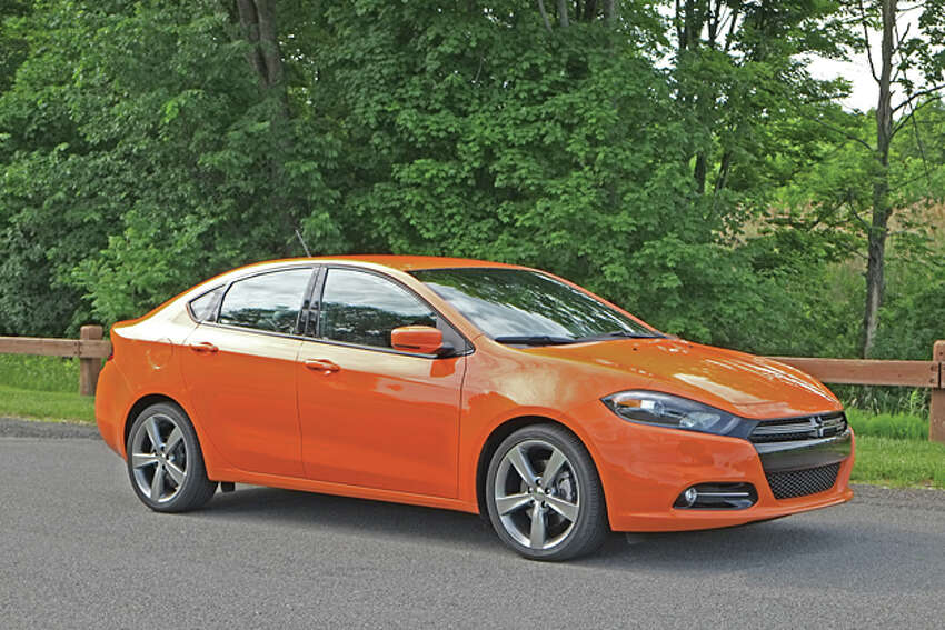 2014 Dodge Dart GT (photo © Dan Lyons - all rights reserved)