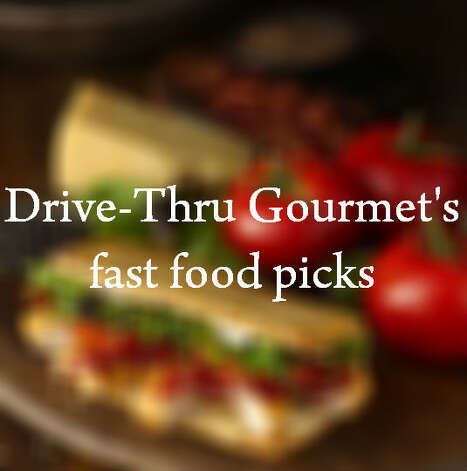 If you're still hungry, here is a look at Drive-Thru Gourmet Ken Hoffman's favorite fast food dishes.