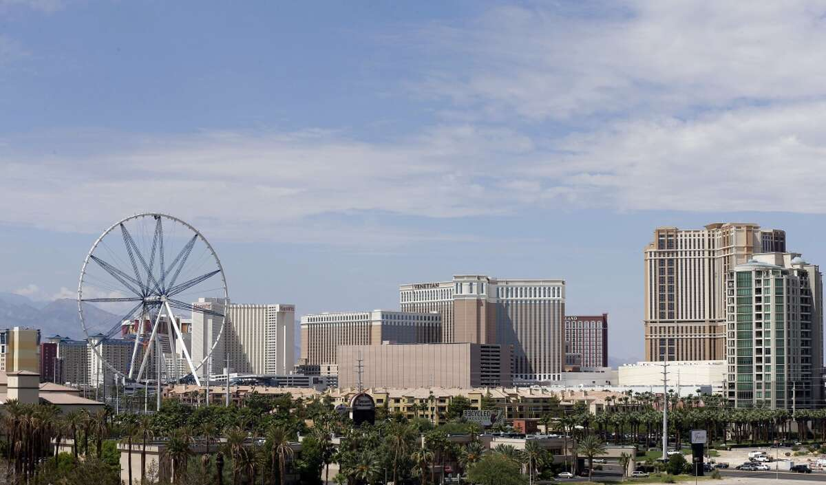 1. Las Vegas, Nevada
