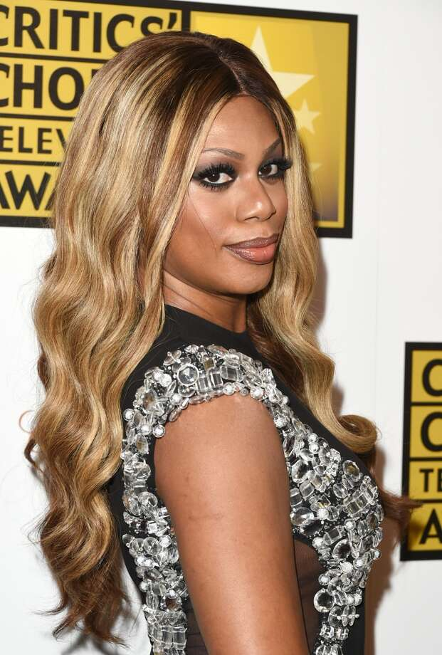 Actress Laverne Cox attends the 4th Annual Critics' Choice Television Awards at The Beverly Hilton Hotel on June 19, 2014 in Beverly Hills, California.  (Photo by Jason Merritt/Getty Images for Critics' Choice Television Awards) Photo: Jason Merritt