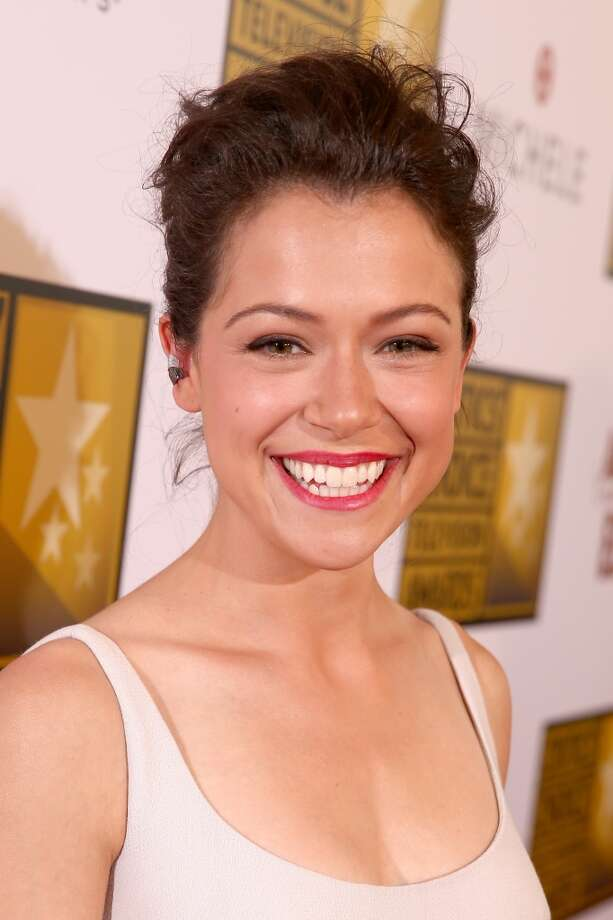 Actress Tatiana Maslany attends the 4th Annual Critics' Choice Television Awards at The Beverly Hilton Hotel on June 19, 2014 in Beverly Hills, California. Photo: Christopher Polk