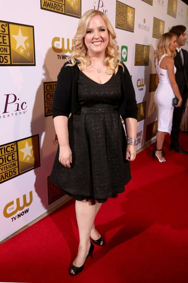 Actress Sarah Baker attends the 4th Annual Critics' Choice Television Awards at The Beverly Hilton Hotel on June 19, 2014 in Beverly Hills, California. Photo: Christopher Polk