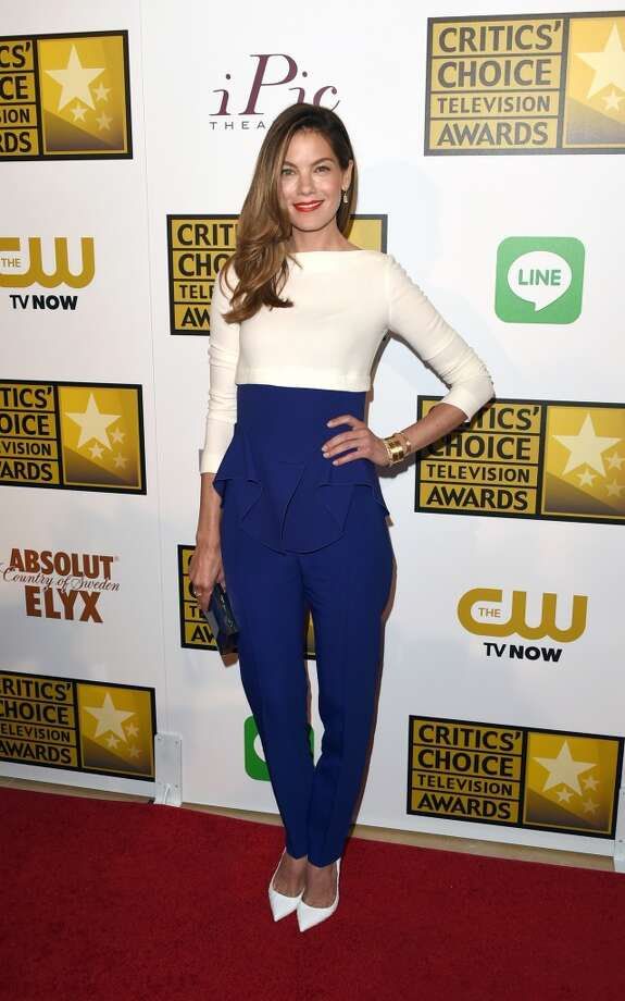 Actress Michelle Monaghan attends the 4th Annual Critics' Choice Television Awards at The Beverly Hilton Hotel on June 19, 2014 in Beverly Hills, California.  (Photo by Jason Merritt/Getty Images for Critics' Choice Television Awards) Photo: Jason Merritt