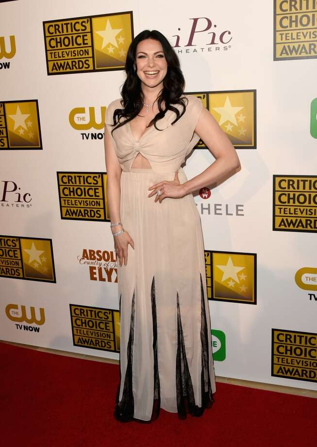 Actress Laura Prepon attends the 4th Annual Critics' Choice Television Awards at The Beverly Hilton Hotel on June 19, 2014 in Beverly Hills, California.  (Photo by Jason Merritt/Getty Images for Critics' Choice Television Awards) Photo: Jason Merritt