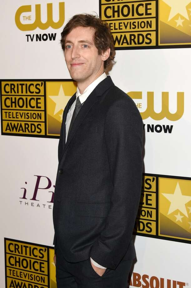 Actor Thomas Middleditch attends the 4th Annual Critics' Choice Television Awards at The Beverly Hilton Hotel on June 19, 2014 in Beverly Hills, California.  (Photo by Jason Merritt/Getty Images for Critics' Choice Television Awards) Photo: Jason Merritt