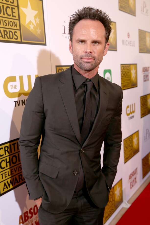 Actor Walton Goggins  attends the 4th Annual Critics' Choice Television Awards at The Beverly Hilton Hotel on June 19, 2014 in Beverly Hills, California.  (Photo by Christopher Polk/Getty Images for Critics' Choice Television Awards) Photo: Christopher Polk