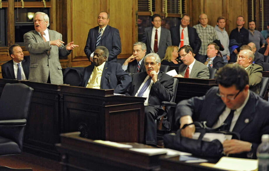 Albany County Legislature meeting at the Albany Courthouse (Lori Van Buren / Times Union) Photo: Lori Van Buren / 00021508A
