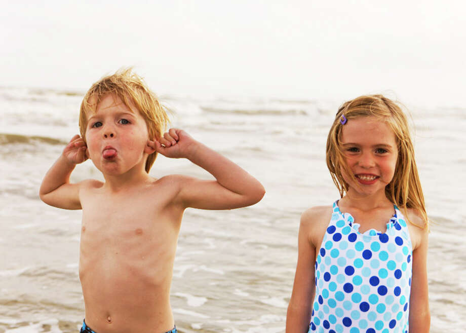 Galveston features 32 mile of beaches, so be sure to do your research because some beaches are better for families than others. Photo: Galveston.com / Rod McLean