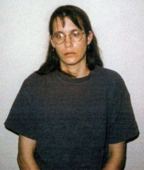 Andrea Yates, in the Houston Police Department photo taken June 20, 2001. Photo: Handout, AP / Houston Police Dept.