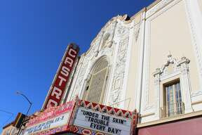 3. Castro Theatre 429 Castro St.: A glamorous, 1920s movie palace designed by Timothy L. Pflueger, the Castro Theatre features a Mighty Wurlitzer organ and an auditorium that seats more than 1,400 people. It screens classic films, hosts sing-a-longs, special screenings and serves as a venue for film festivals such as Frameline38: San Francisco International LGBT Film Festival, June 19-29. (415) 621-6120, www.castrotheatre.com.