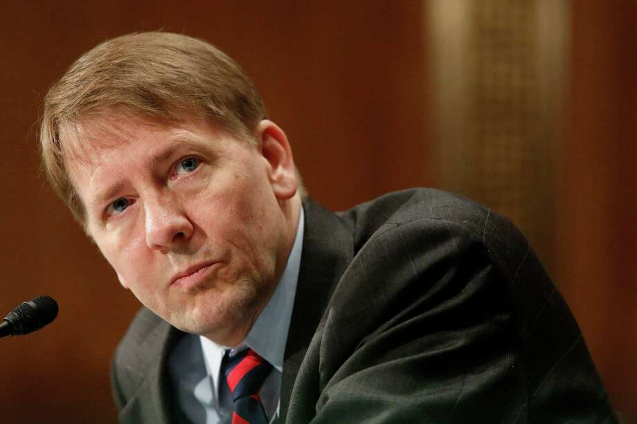 U.S. Consumer Financial Protection Bureau Photo: JONATHAN ERNST, REUTERS / Stamford Advocate Contributed