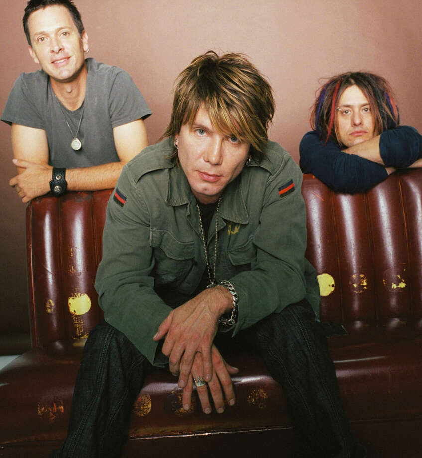 The Goo Goo Dolls perform Monday. Photo: Courtesy Photo