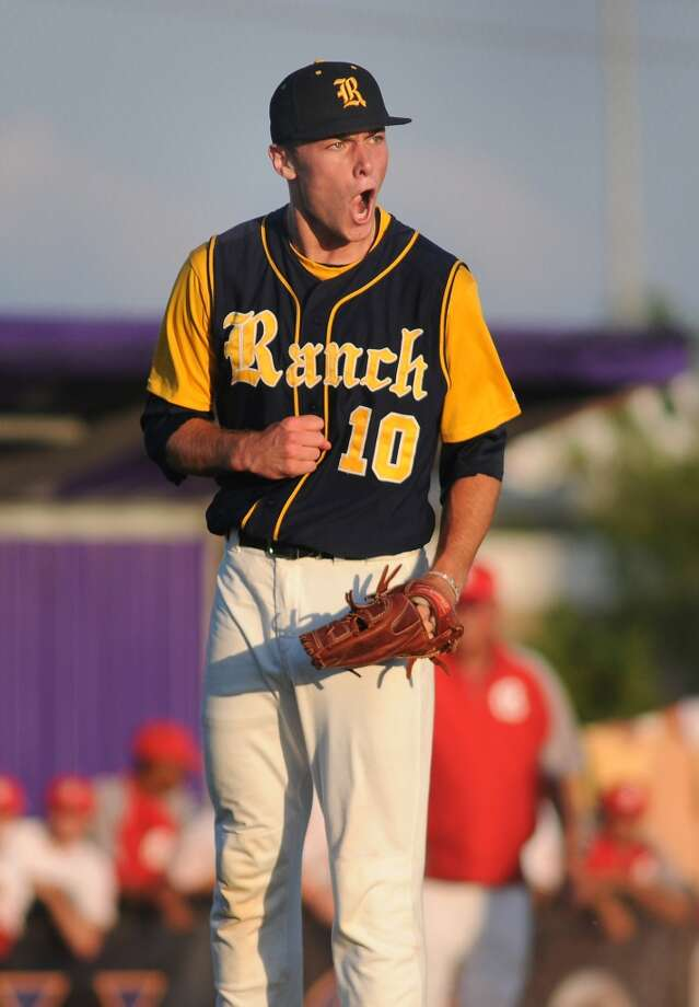 First team  OF - Corbin Martin, Sr., Cypress Ranch Photo: Jerry Baker, For The Chronicle