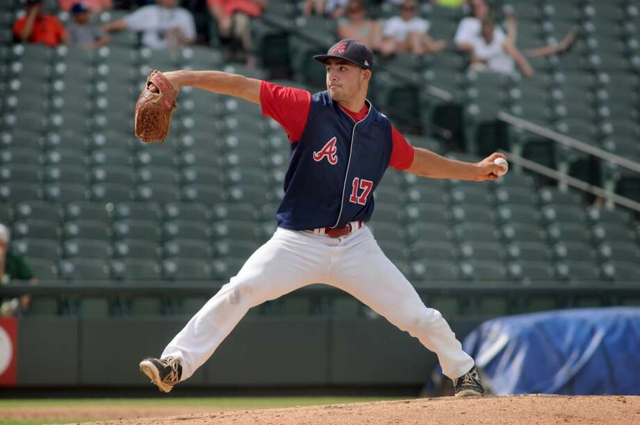 First team  UTL - Anthony Pagano, Sr., Atascocita Photo: Jerry Baker, For The Chronicle