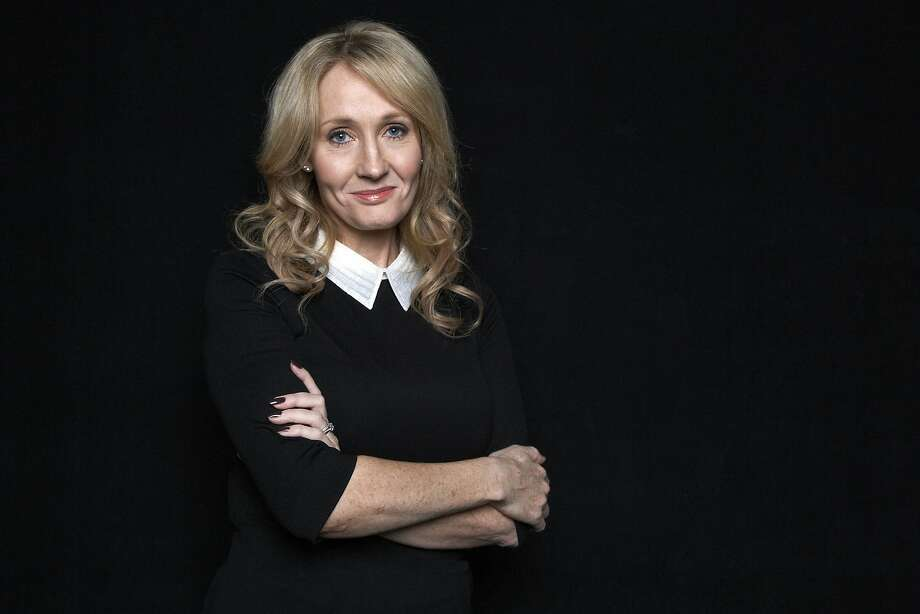 J.K. Rowling Photo: Dan Hallman, Associated Press