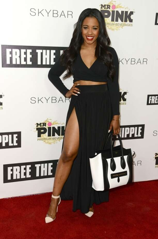 "Jessica Rich attends the ""Free The Nipple"" fundraiser hosted by Russell Simmons at SkyBar at the Mondrian Los Angeles on June 19, 2014 in West Hollywood, California. Photo: Araya Diaz, Getty Images"