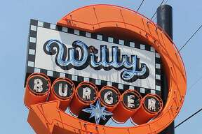 Willy Burger offers a gluten free menu. 5535 Calder Avenue, Beaumont, TX Guiseppe Barranco/The Enterprise