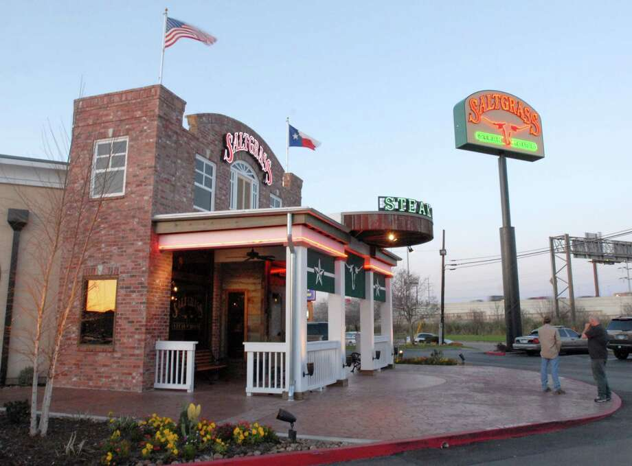 BEST SERVICE/CHICKEN FRIED STEAK/STEAK: Saltgrass Steak House, 325 Interstate 10 N, Beaumont, (409) 813-8138. 7945 Memorial Blvd., Port Arthur, (409) 722-1175. www.saltgrass.com Photo: Scott Eslinger, DH / Beaumont