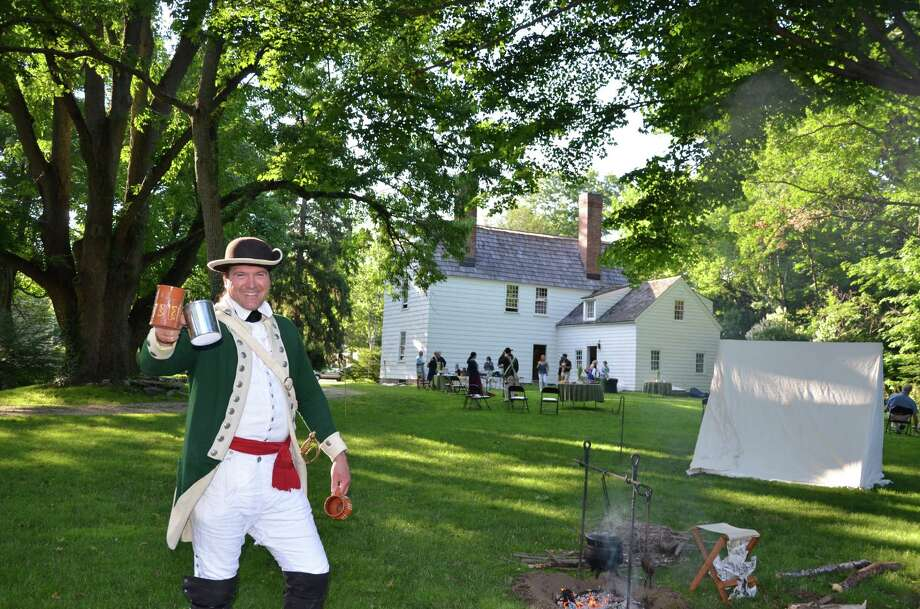 The free Fairfield Family Fun Fest on the  historic Town Green will take place Saturday, July 5, from 10 a.m. to 4 p.m. It willl feature a beer garden at the Historic Sun Tavern, a Revolutionary War British encampment, music, food, and an arts and crafts fair. Photo: Contributed Photo / Connecticut Post Contributed