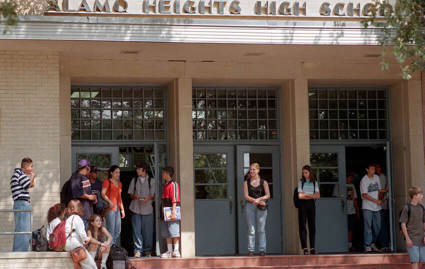 1. Alamo Heights Independent School District Percent of Students with a Conscientious Exemption: 1.73 Total Conscientious Exemptions: 82