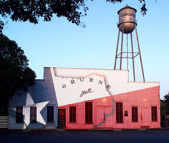 Gruene Hall will be celebrating the 178th Texas Independence Day. (Courtesy Gruene Hall) Photo: Courtesy Gruene Hall, Courtesy Photo/Gruene Hall