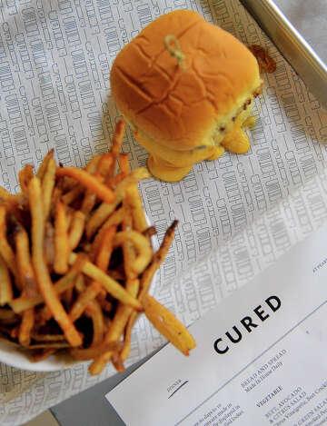 Best New Restaurant Cured Expressnews Com