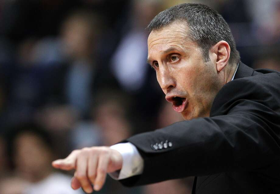 David Blatt coached Maccabi Tel Aviv to the Euroleague title last season and led Russia to bronze in the 2012 Olympics. Photo: Mindaugas Kulbis, Associated Press