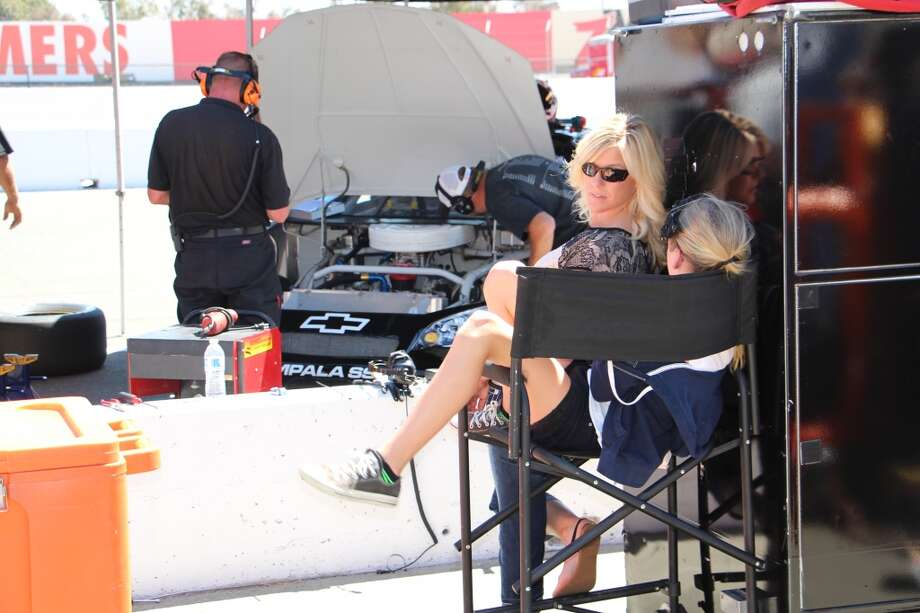 Toyota/Save Mart 350 NASCAR Sprint Cup Series.