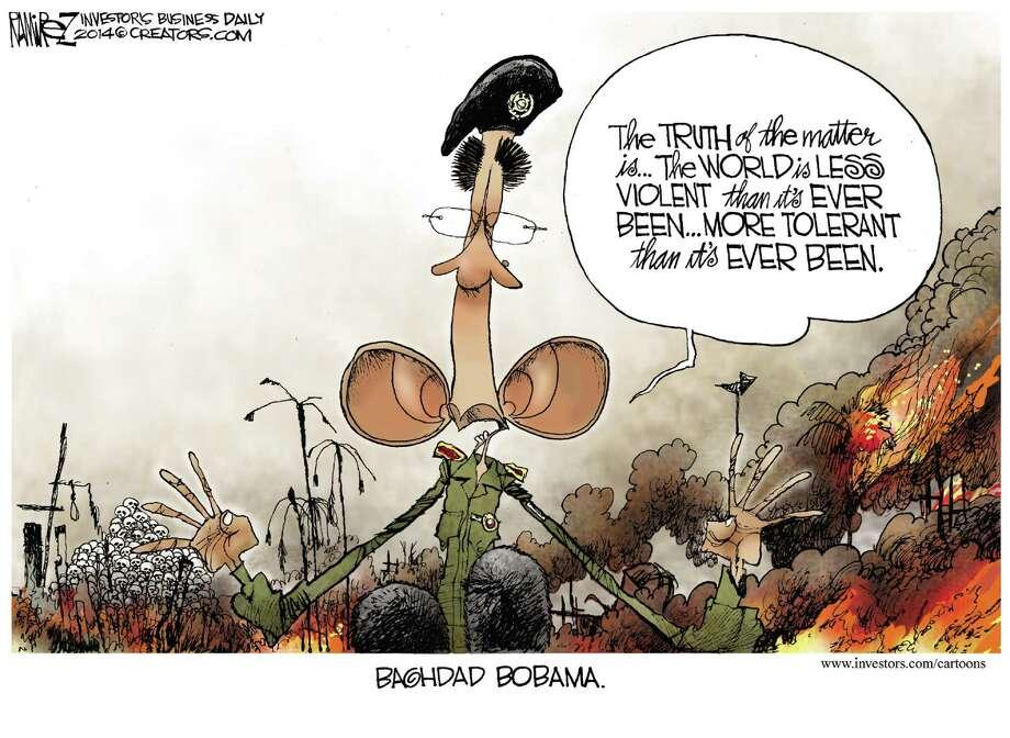 Baghdad briefing