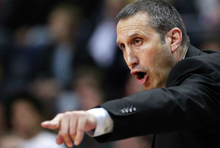 Successful European coach David Blatt is the Cleveland Cavaliers' third head coach in three years. He guided Russia to a bronze medal at the 2012 Olympics. Photo: Associated Press File Photo / AP