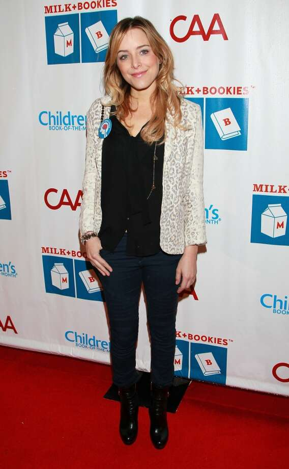 LOS ANGELES, CA - MARCH 20:  Actress Jenny Mollen attends the 2nd Annual Milk + Bookies Story Time Celebration at the Skirball Cultural Center on March 20, 2011 in Los Angeles, California.  (Photo by David Livingston/Getty Images) Photo: Getty Images