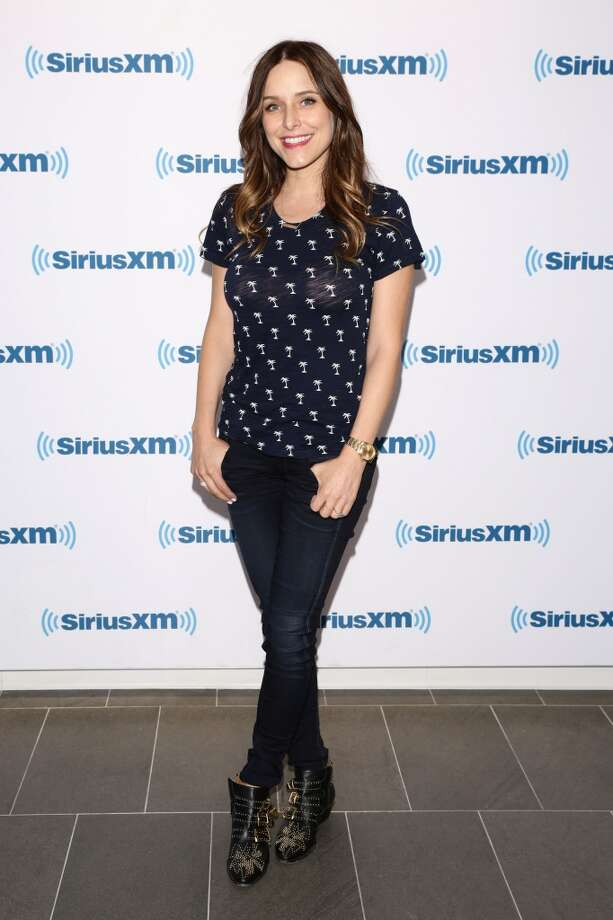 NEW YORK, NY - JUNE 16:  Actress Jenny Mollen visits SiriusXM Studios on June 16, 2014 in New York City.  (Photo by Andrew Toth/Getty Images) Photo: Getty Images