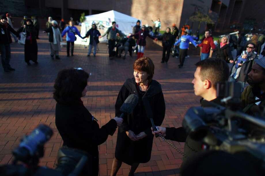 Jill Wakefield, Chancellor, Seattle Community CollegesSalary: $222,792 (2013). Photo: JOSHUA TRUJILLO, Seattlepi.com / Seattlepi.com