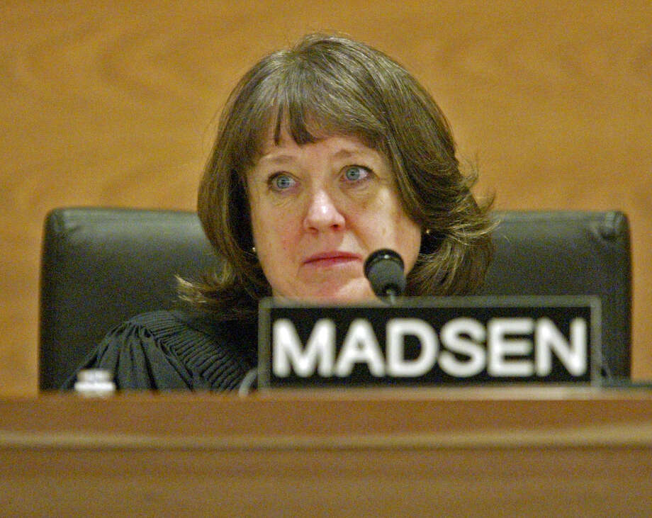 "Chief Justice Barbara Madsen, Chief Justice, Washington State Supreme Court.  ""A pledge, regardless of good intentions, is still not a plan for achieving full constitutional compliance."" The Supreme Court gives state a September 1, 2018, deadline for having a plan in place fully paying for k-12 education in Washington. Photo: Mike Urban, P-I File / P-I file"