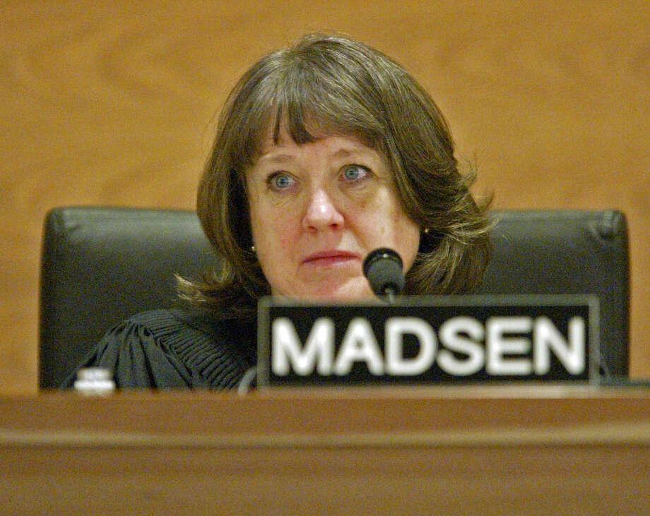 Barbara Madsen, Chief Justice, Washington State Supreme CourtSalary: $165,316. Photo: Mike Urban, P-I File / P-I file
