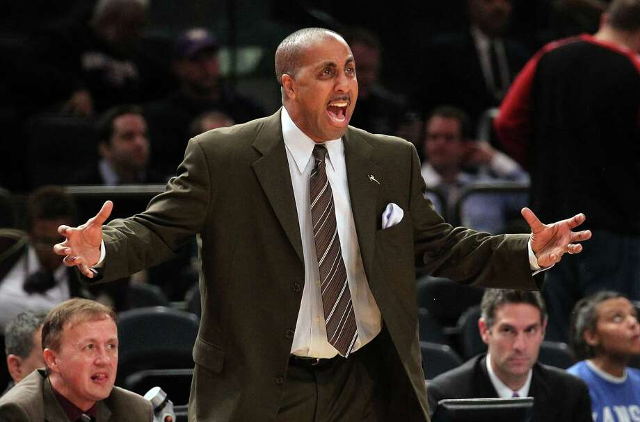 Lorenzo Romar, University of Washington head basketball coach Salary: Nearly $1.9 million (2013). Romar was the third highest paid state worker last year. He, Sarkisian and WSU's Leach were the only state public employees in the $1M salary club.  Photo: Nick Laham, Getty Images / 2011 Getty Images