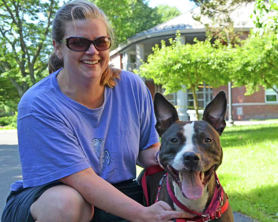 Were you Seen at the Fifth Annual Paws in the Park, a fundraiser for the Mohawk Hudson Humane Society, held at Siena College in Loudonville on Saturday, June 21, 2014? For more information, go to http://mohawkhumane.org/ Photo: Paula Walker