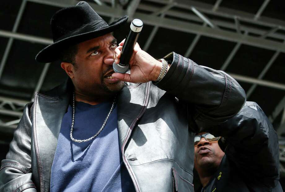 Sir Mix-A-Lot performs during the event. Photo: JOSHUA BESSEX, SEATTLEPI.COM / SEATTLEPI.COM