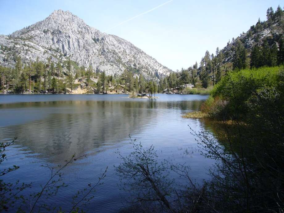 Velma Lake is a day hike from the Eagle Falls Trailhead near Emerald Bay at Lake Tahoe Photo: Robert Stienstra, Jr.