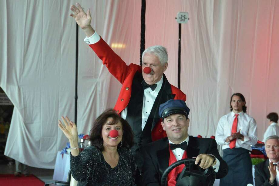 The 2014 Barnum Festival Ringmaster's Ball honored Ringmaster Paul S. Timpanelli and his predecessor Ringmasters. The black-tie event was held at Volo Aviation at Sikorsky Memorial Airport on June 21. Were you SEEN? Photo: Vic Eng / Hearst Connecticut Media Group