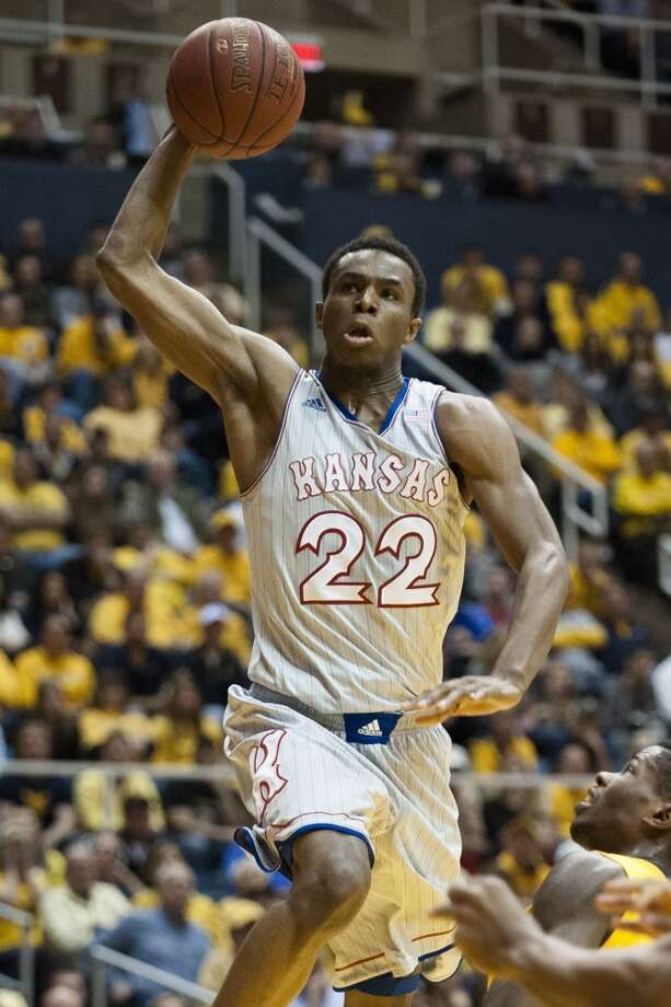 Andrew Wiggins  Position: Forward   Ht./Wt: 6-8/200 lbs  School: Kansas  Classification: Freshman  2013-14 stats: 17 points, six rebounds, two assists per game Photo: Andrew Ferguson, Associated Press