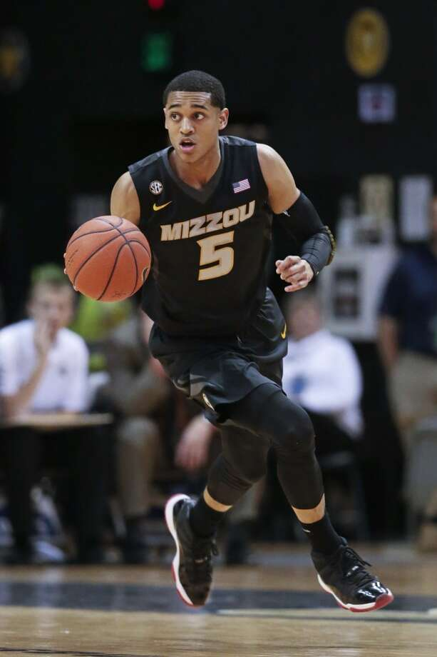 Jordan Clarkson  Position: Guard  Ht./Wt: 6-5/195 lbs  School: Missouri  Classification: Junior   2013-14 stats: 18 points, four rebounds, three assists per game Photo: Mark Humphrey, Associated Press