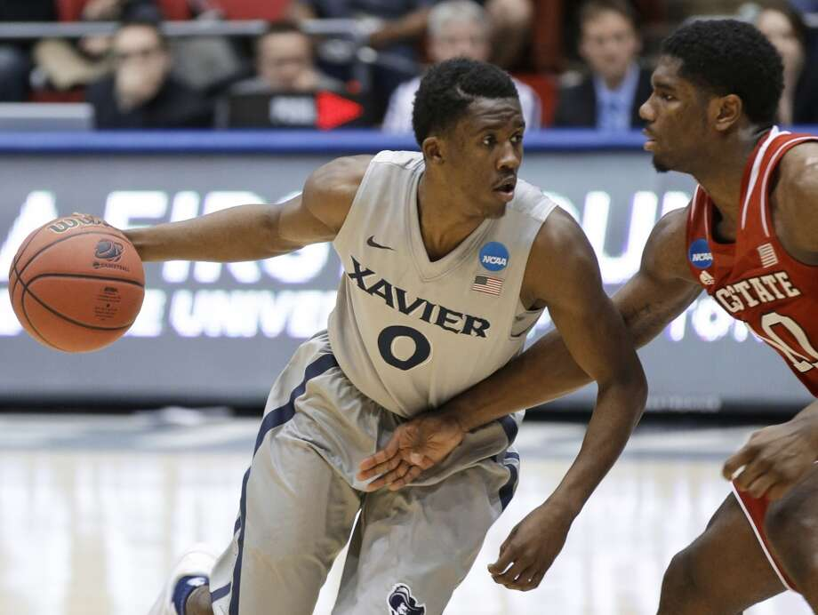 Semaj Christon  Position: Guard  Ht./Wt: 6-3/190 lbs  School: Xavier  Classification: Sophomore  2013-14 stats: 17 points, three rebounds, four assists per game Photo: Al Behrman, Associated Press