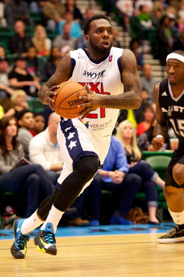 P.J. Hairston  Position: Guard  Ht./Wt: 6-6/220 lbs  School: North Carolina  Classification: Junior  2013-14 stats in D-League with Texas Legends: 22 points, four rebounds, one assist, two steals per game Photo: Sergio Hentschel, NBAE/Getty Images / 2014 NBAE