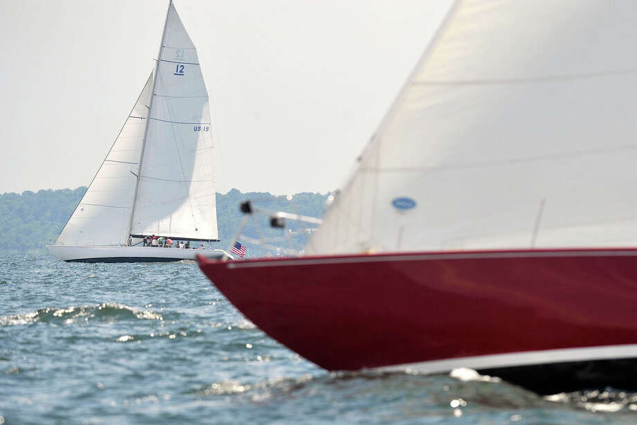 Cruise aboard the traditional sailing vessel Quinnipiack and get a 