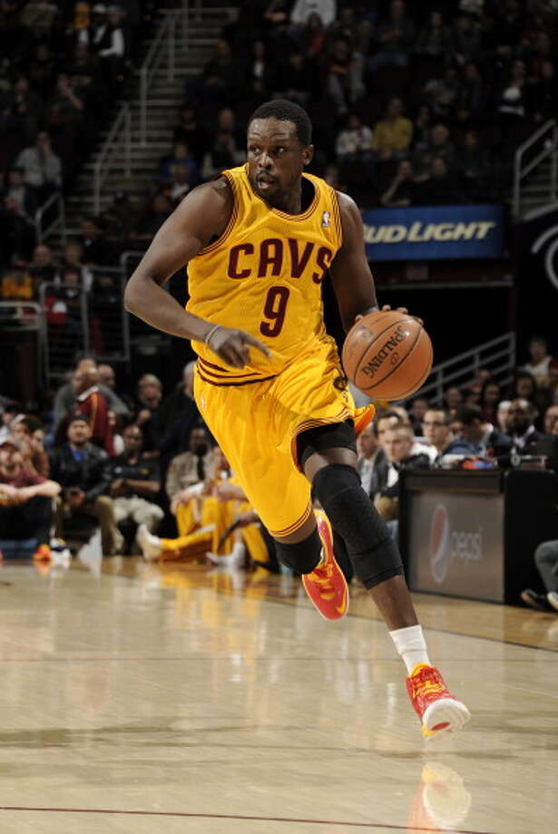 Luol Deng Small forward Age: 29 Status: Agreed to two-year $20 million deal with Miami Heat. Photo: David Liam Kyle, NBAE/Getty Images / 2014 NBAE